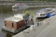 Plošiny, plovoucí doky, přístaviště a opravy