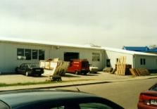 Zakázková výroba ocelových staveb
