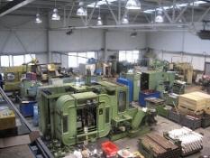 Řízení v průmyslové výrobě