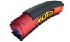 Plášťovka C S33 PRO černá/červená