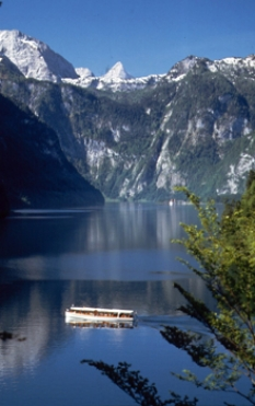 Zájezd do Rakouska, Německa - podzimní Berchtesgaden a Saalachtal