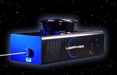 Laser-Physics - 1,5W tyrkysový (modrozelený) laser