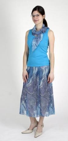 Šátek k sukni