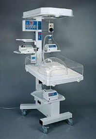 Vyhrievané lôžka pre novorodencov Ln - 91 /G a Ln - 91 Ecmo /G