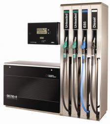 Výdejní stojan SK700-II - standardní PHM, LPG, Ethanol E85, BioDiesel
