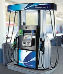Výdejní stojan Ovation iX - standardní PHM, BioDiesel, Ethanol E85