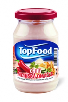 Tatarská omáčka chilli