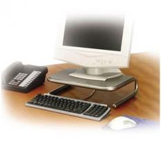 Kovový stojan na LCD monitor alebo NB (38x29x11cm)