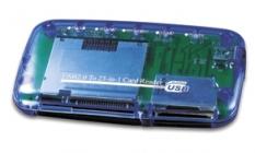 Univerzálna čítačka kariet Gembird Fd2-Allin1