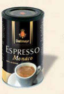 Dallmayr Espresso Monaco 200g mletá káva v dóze