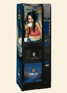 Nápojový automat Dallmayr Luce