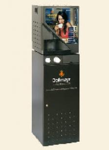 Nápojový automat Dallmayr Xs instantná i celozrnná káva