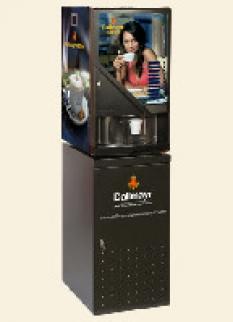 Nápojový automat Dallmayr Xm na horúce nápoje a na celozrnnú kávu
