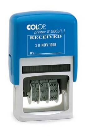 Razítka Printer S 260/L