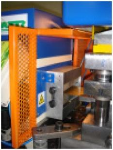 Stroje na spracovanie plechu - Mazanie plechu
