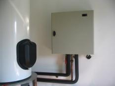 Tepelná čerpadla - instalace