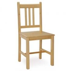 Židle celodřevěná Camilla
