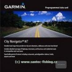 GPS mapy