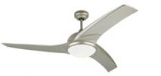 Moderný stropný ventilátor 78155 - Wave Form