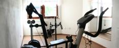 Wellness - fitnescentrum