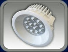 LED osvetlenie pre interiér a exteriér - Downlight ESD