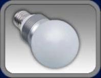 LED osvetlenie pre interiér a exteriér - Žiarovky Bulb