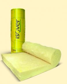 Produkty z minerálnej vlny a Xps - podkrovie - Isover Domo