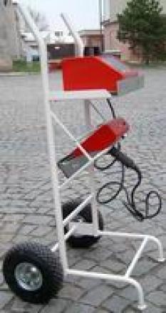 Vozík pre prenosné verzie