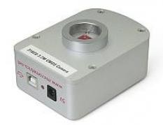 Kamery pro snímání makro a mikroskopických obrazů