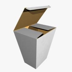 Atypické krabičky z hladké lepenky