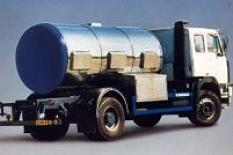 Cisternový automobil na pivo CA - 7 P