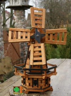 Větrný mlýn dekorační VM3B