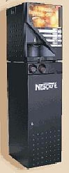 Automat na kávu Lioness s podstavcom