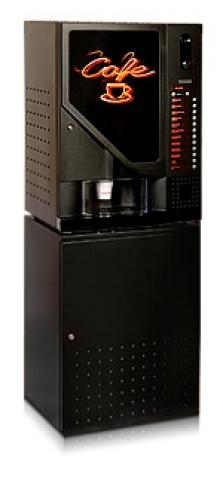 Automat na kávu Xl-300 s podstavcom