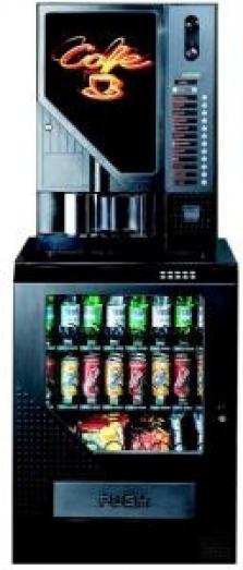 Automat na kávu Xl-300 s piccolou