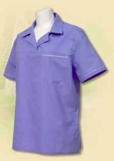 Pracovné oblečenie - Bluzón rozhalenkový so sedlom