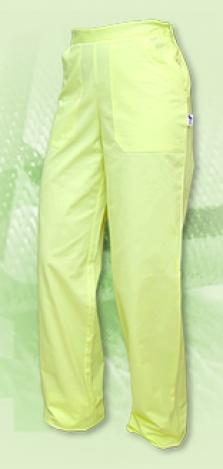 Pracovné oblečenie - Nohavice s bočným zapínaním