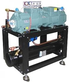 Kompresorová jednotka BCU - Tandem