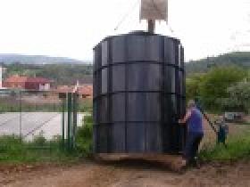 Podzemní nádrže
