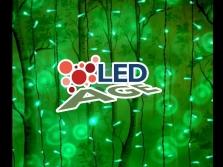 Led Curtain Light exteriér