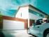Stropní sekční garážová vrata SECURA