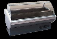 Obslužná chladiaca vitrína Klára NT - nízkoteplotná