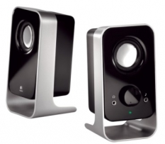 repro Logitech LS11, 3W RMS, zvukový systém 2.0