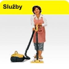 Komplexné čistiace a upratovacie služby