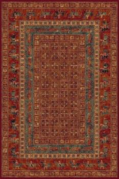 Kusový koberec Pazyryk
