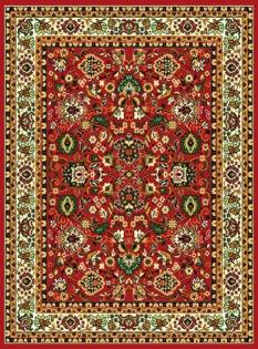 Kusový koberec Teheran