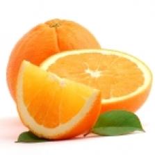 Zmes na výrobu ľadovej triešte - Pomaranč