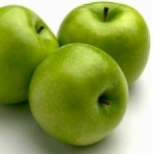 Zmes na výrobu ľadovej triešte - Zelené jablko