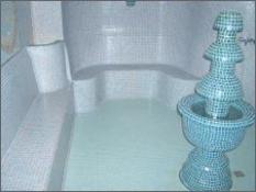 Bylinkový parný kúpeľ