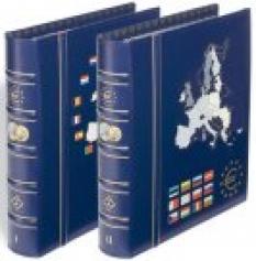Album na mince Claseurobl1 staré štáty Eu